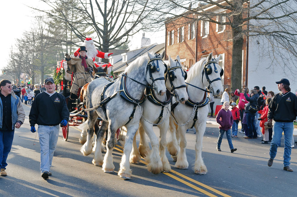 Christmas In Middleburg.Christmas In Northern Virginia The Middleburg Christmas Parade